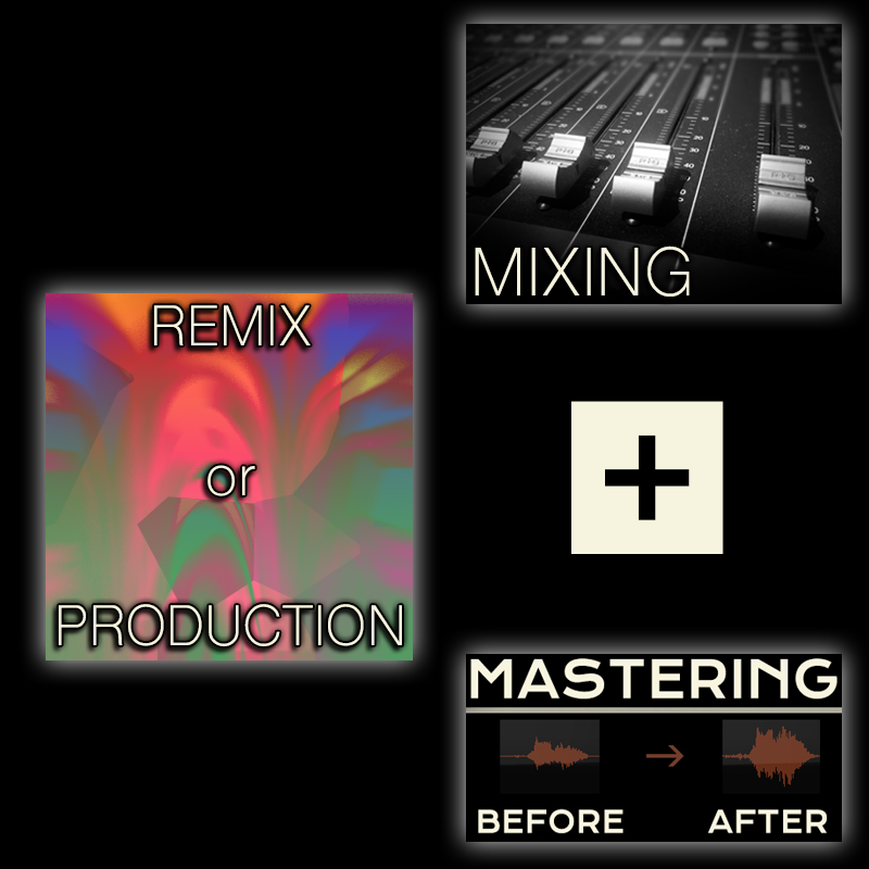 remix production services mixing and mastering
