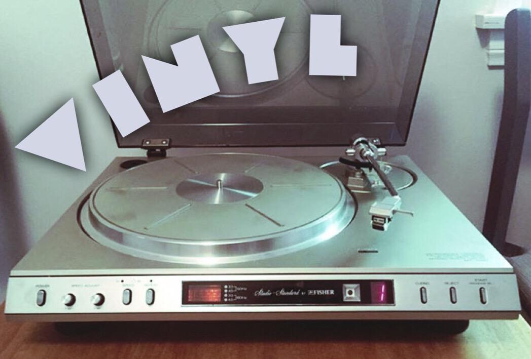 Learning to DJ on Vinyl